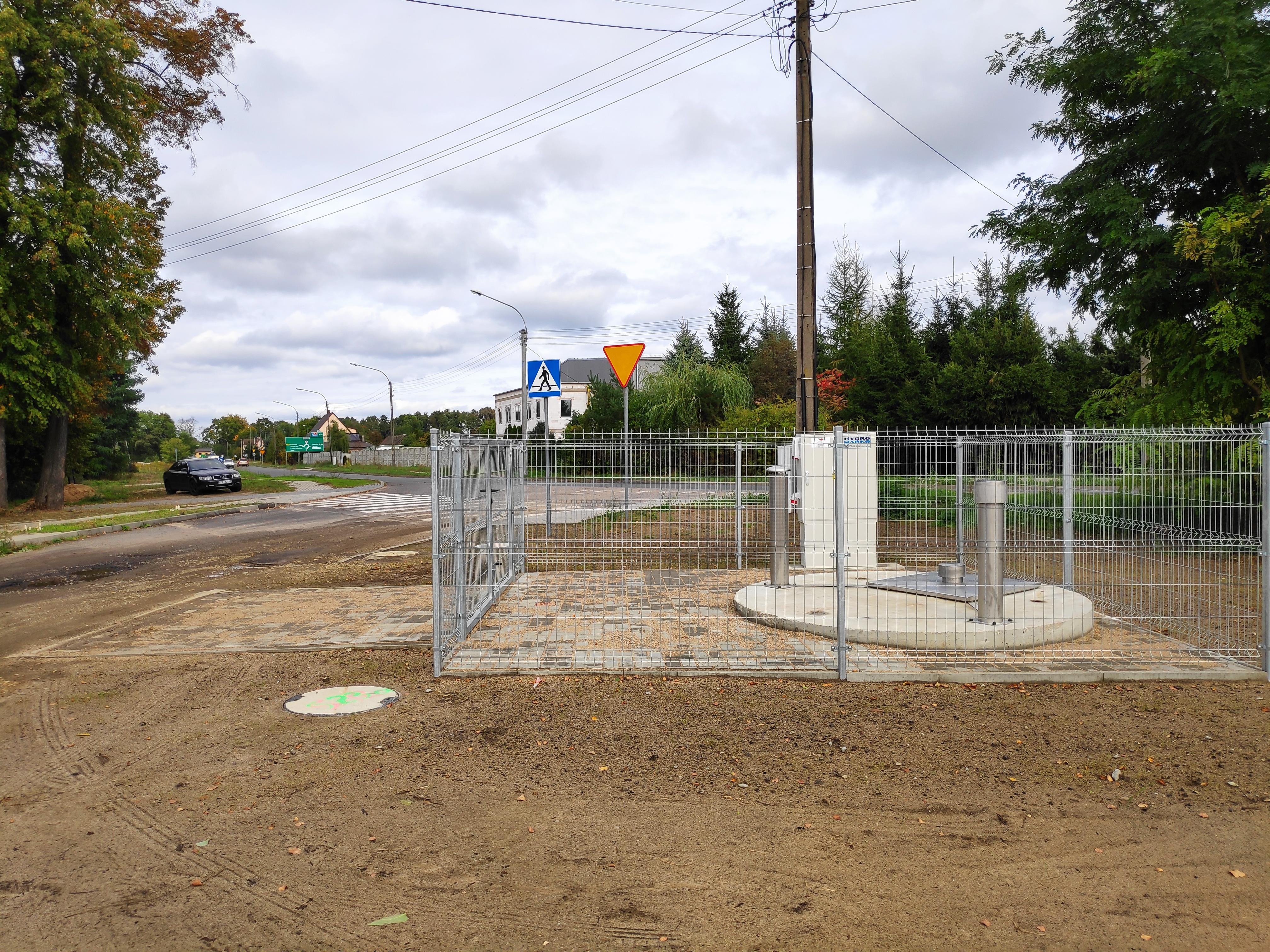 Ilustracja do informacji: Zakończona została budowa kanalizacji w Rzepinie!