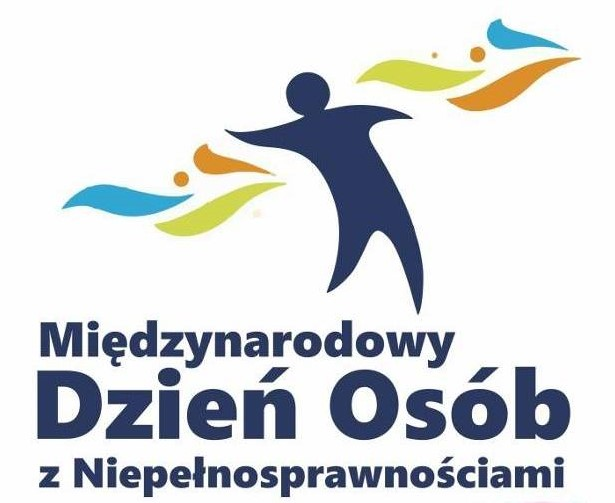 Ilustracja do informacji: Dzisiaj obchodzimy Międzynarodowy Dzień Osób z Niepełnosprawnością