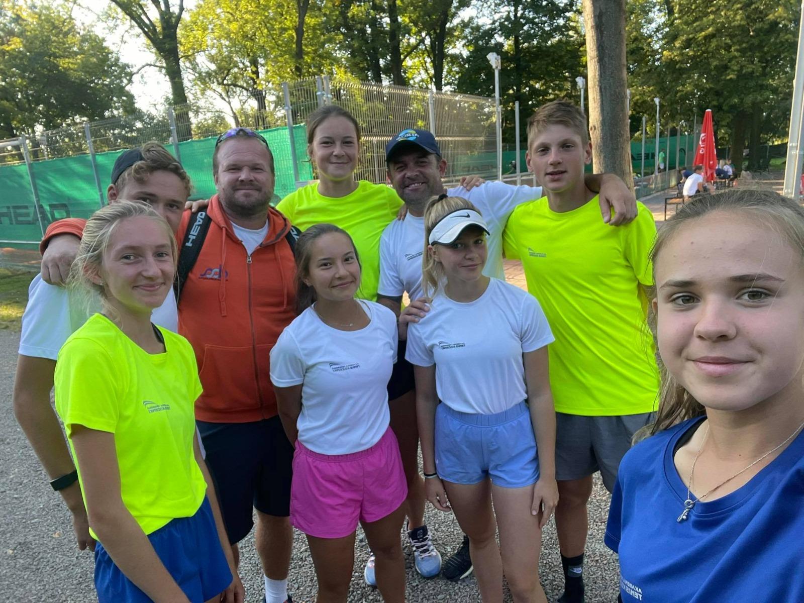 Ilustracja do informacji: Dwa ćwierćfinały Dominki w ITF J5 Bielsko-Biala