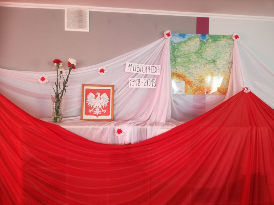 Miniatura zdjęcia: Święto Niepodległości w Przedszkolu Samorządowym nr 3 - Fotka 9